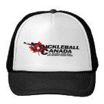 Logotipo de la organización de Pickleball Canadá Gorros