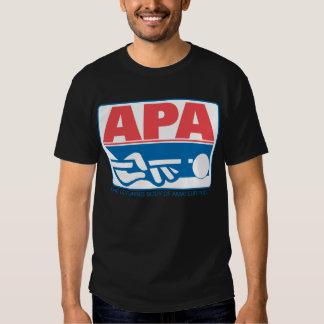 Logotipo de la original de APA Camisas