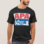Logotipo de la original de APA Playera