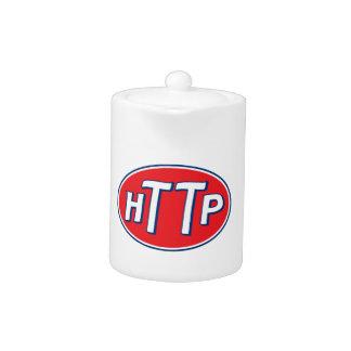 Logotipo de la parodia del Webmaster del HTTP