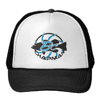 Logotipo de la pesca del buhonero de Brent Gorro