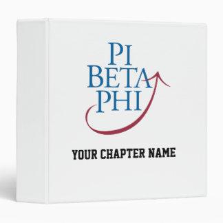 """Logotipo de la phi del pi carpeta 1 1/2"""""""