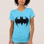 Logotipo de la raya de Batman Camisetas