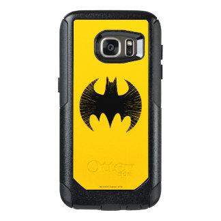 Logotipo de la raya del símbolo el | de Batman Funda Otterbox Para Samsung Galaxy S7