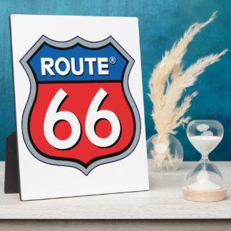 Logotipo de la ruta 66