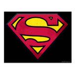 Logotipo de la suciedad del S-Escudo el | del Postales