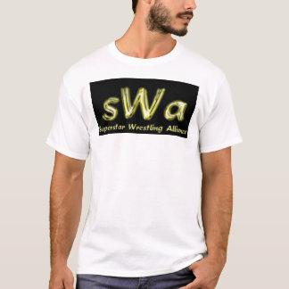 logotipo de la SWA Playera