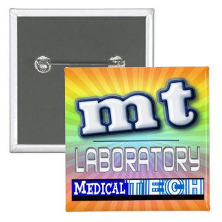 LOGOTIPO DE LA TA - TECNÓLOGO MÉDICO DEL LABORATOR PINS