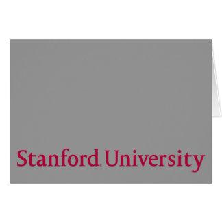 Logotipo de la Universidad de Stanford Felicitacion