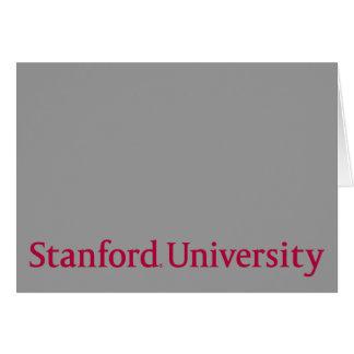 Logotipo de la Universidad de Stanford Felicitación
