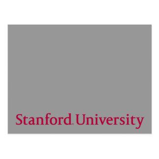 Logotipo de la Universidad de Stanford Postales