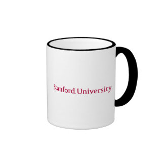 Logotipo de la Universidad de Stanford Taza