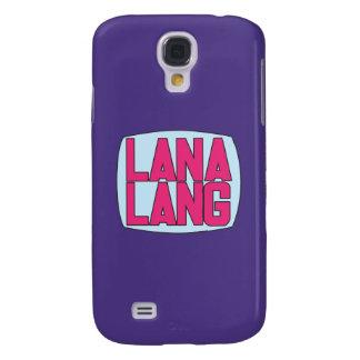 Logotipo de Lana Lang Funda Para Galaxy S4