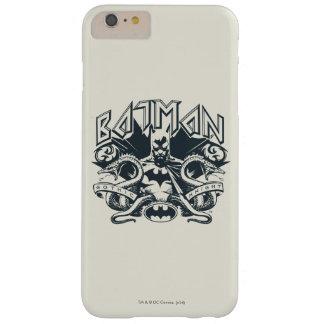 Logotipo de las serpientes de Batman el | Funda De iPhone 6 Plus Barely There