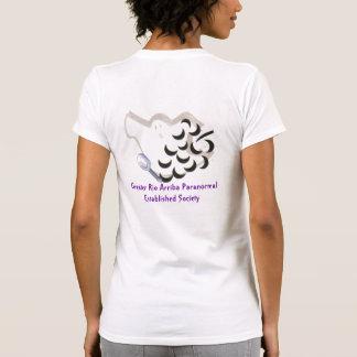 Logotipo de las UVAS, Marie Lucero, cofundador, T-shirt