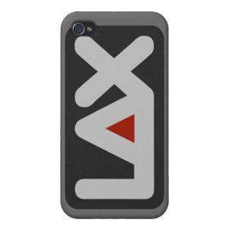 Logotipo de LAX iPhone 4 Cobertura