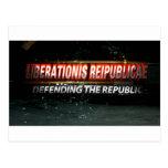 Logotipo de Liberationis Reipublicae Postal