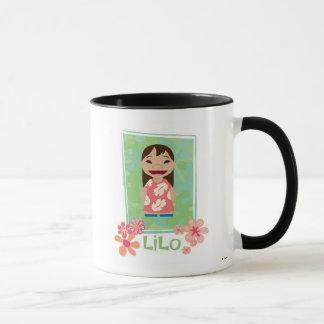 Logotipo de Lilo Taza