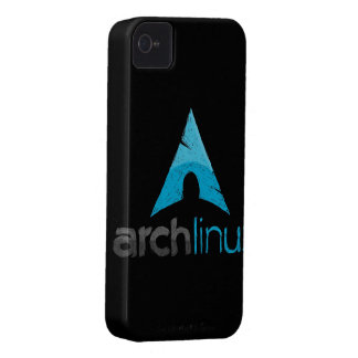 Logotipo de Linux del arco Carcasa Para iPhone 4 De Case-Mate