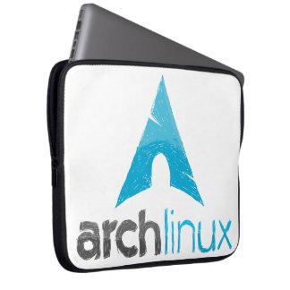Logotipo de Linux del arco Funda Ordendadores