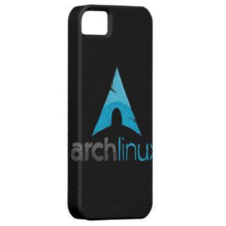 Logotipo de Linux del arco Funda Para iPhone SE/5/5s