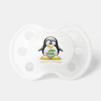 logotipo de Linux del openSuzie Chupetes