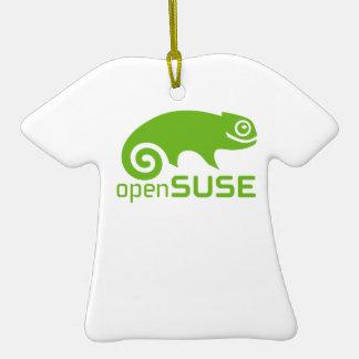 logotipo de Linux del openSuzie Ornato