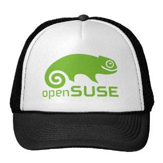 logotipo de Linux del openSuzie Gorro De Camionero