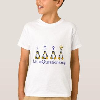 logotipo de LinuxQuestions.org Playera