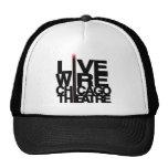 Logotipo de LiveWire Gorra