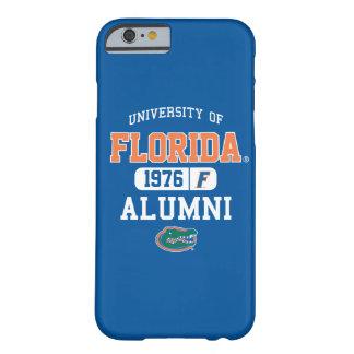 Logotipo de los alumnos del uF Funda Para iPhone 6 Barely There