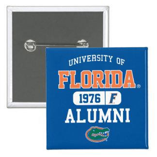Logotipo de los alumnos del uF Pin Cuadrado