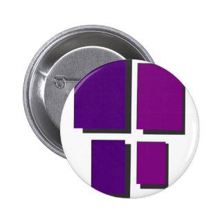 Logotipo de los amigos de viernes pins