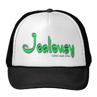 Logotipo de los celos gorros bordados