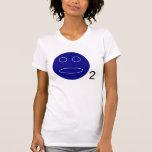 Logotipo de los Imbéciles del oxígeno Camiseta