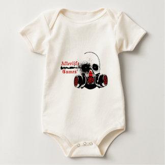 Logotipo de los juegos de la vida futura body para bebé