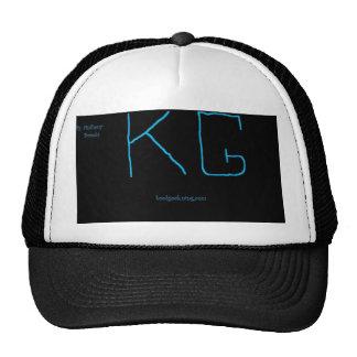 logotipo de los koolgeeks gorras