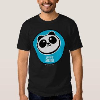Logotipo de los proveedores de la panda del remera