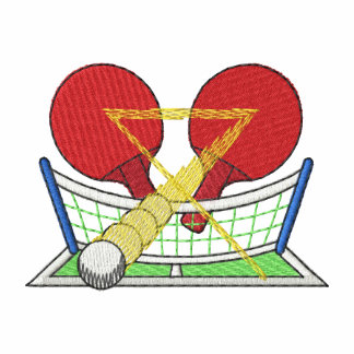 Logotipo de los tenis de mesa
