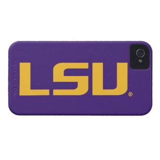 Logotipo de LSU Carcasa Para iPhone 4 De Case-Mate