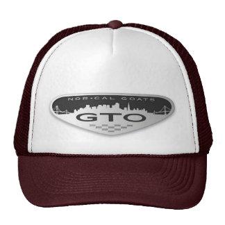 Logotipo de lujo de NCG Gorro De Camionero