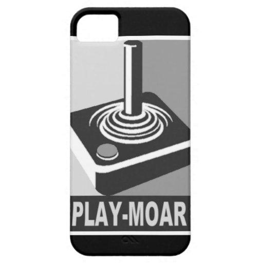 Logotipo de lujo de Playmoar (véase la iPhone 5 Funda