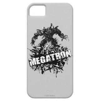 Logotipo de Megatron roto iPhone 5 Case-Mate Protector