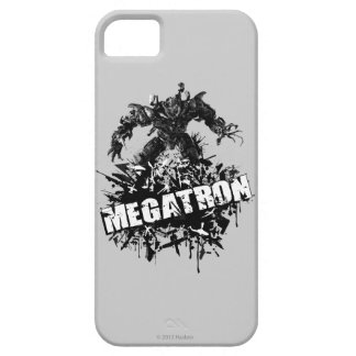 Logotipo de Megatron roto iPhone 5 Carcasas