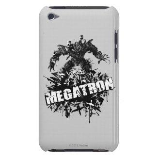 Logotipo de Megatron roto iPod Touch Cobertura