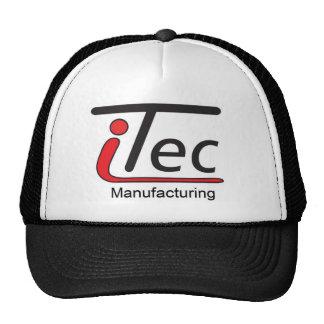 logotipo de Mfg del iTec Gorras