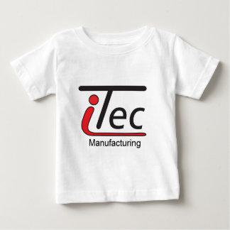 logotipo de Mfg del iTec Playera