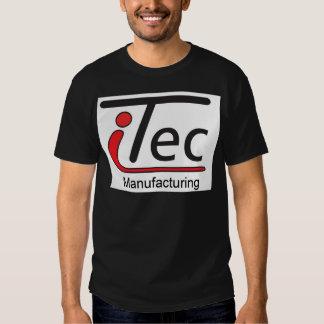 logotipo de Mfg del iTec Remeras