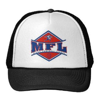 Logotipo de MFL Gorras