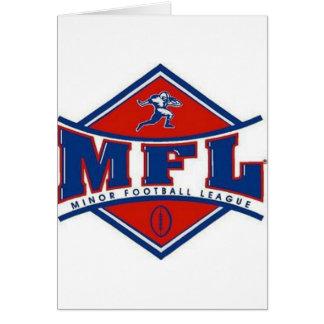 Logotipo de MFL Felicitación